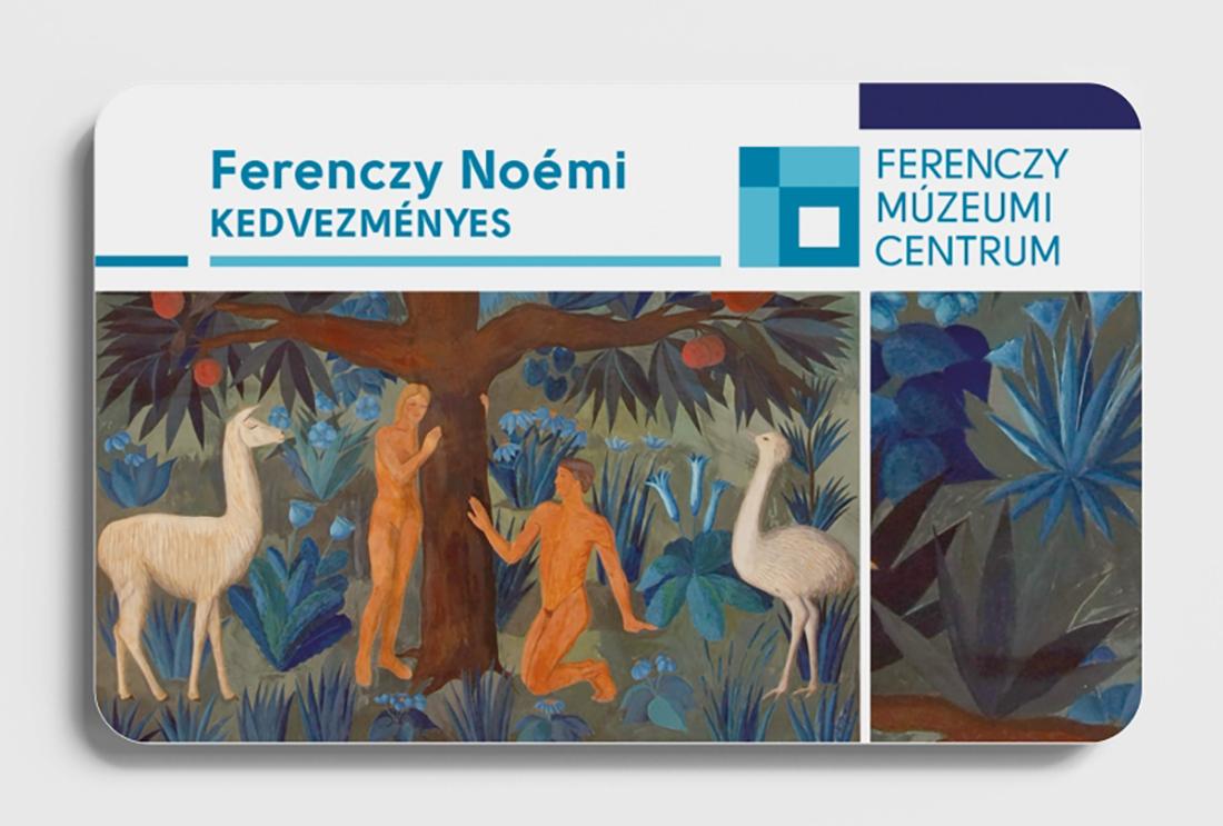 Ferenczy Noémi - bérlet