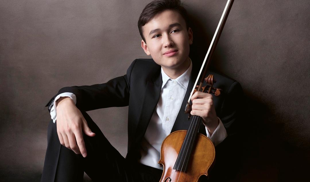 Daniel Lozakovich és a Concerto Budapest