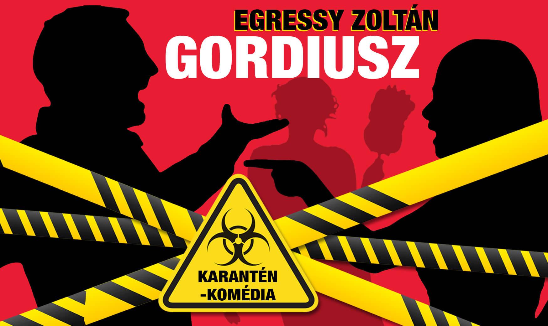 Gordiusz (karanténkomédia)
