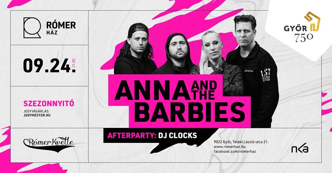 Anna & The Barbies
