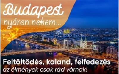 Budapest nyáron nekem - Imagine Budapest