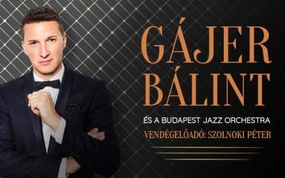 Gájer Bálint és a Budapest Jazz Orchestra