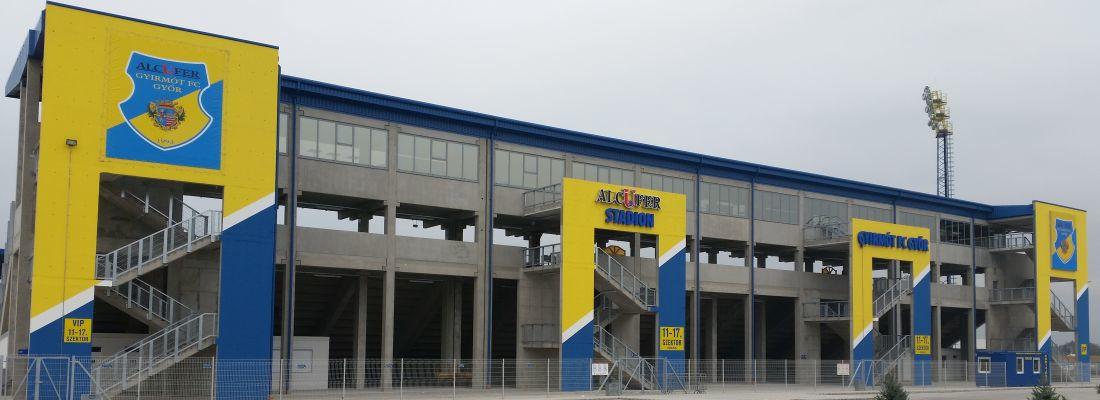 Gyirmóti Alcufer Stadion