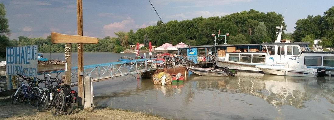 Ebihal Büfé, Budakalász Duna sétány