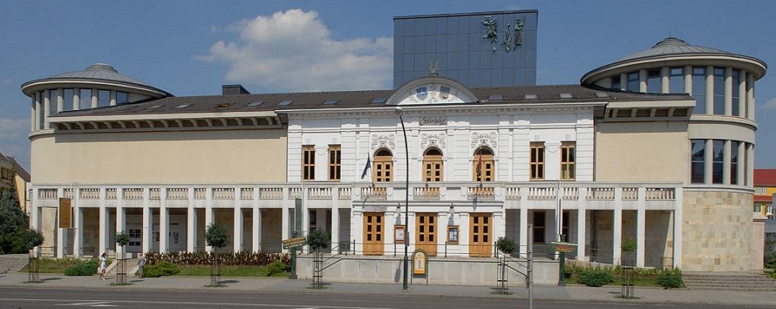 Eger, Gárdonyi Géza Színház