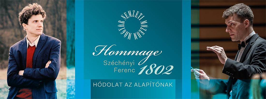 Hommage á Széchényi - A BUDAPEST SOUND COLLECTIVE koncertje
