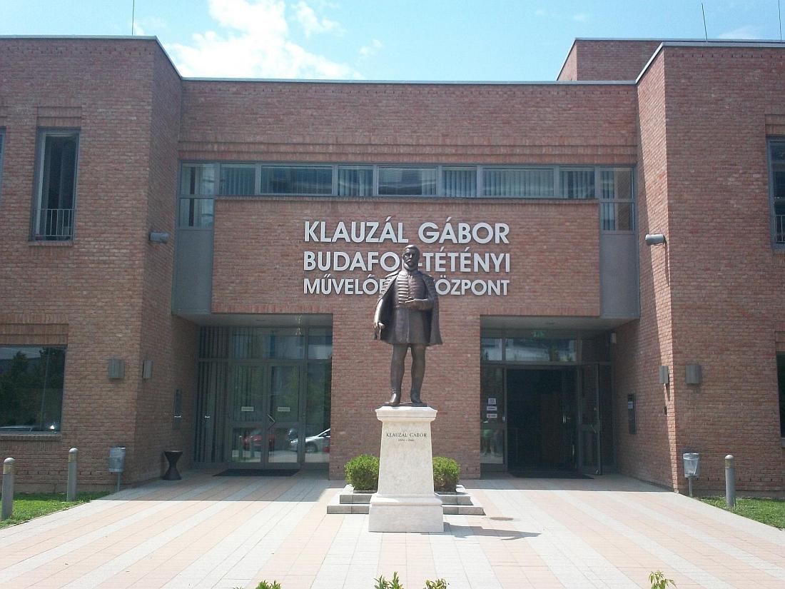 Klauzál Gábor Budafok-Tétényi Művelődési Központ