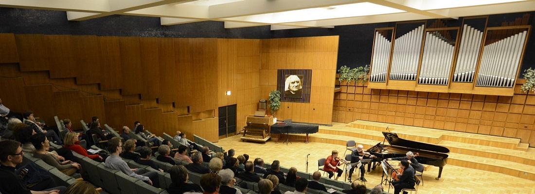 Liszt Terem, Debreceni Egyetem, Zeneművészeti Kar