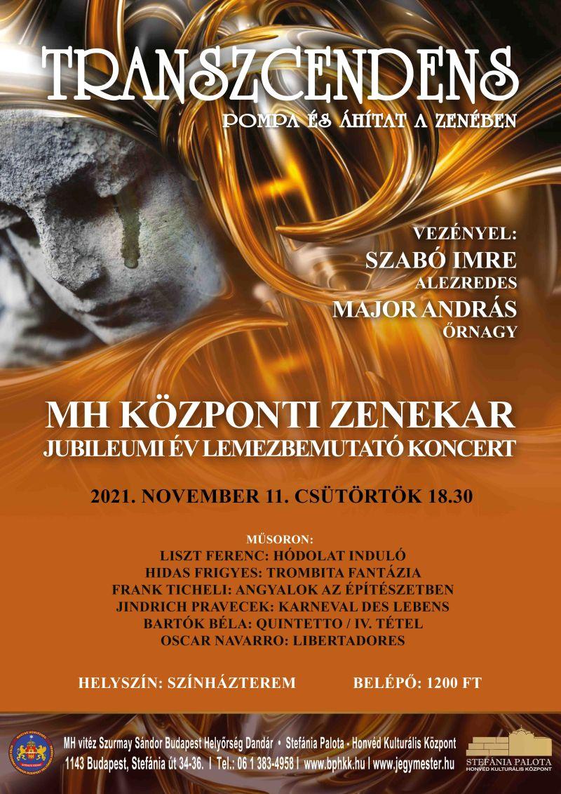 MH Központi Zenekar koncertje