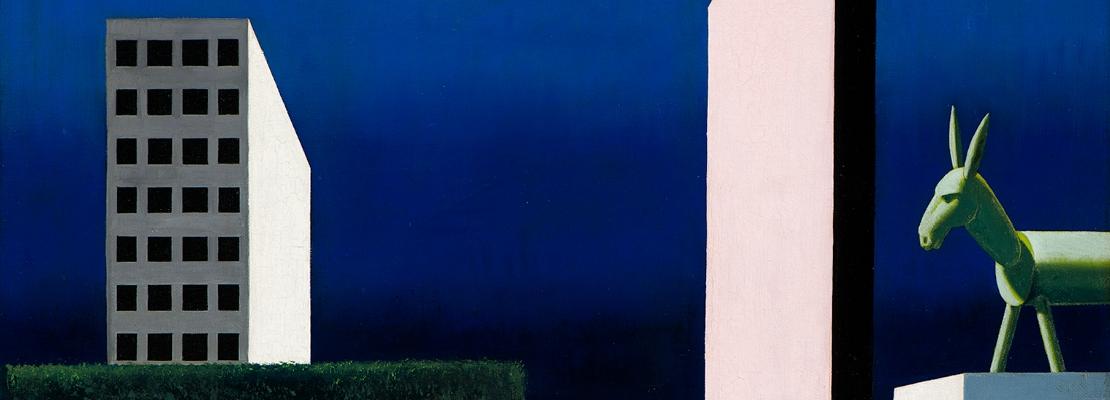 Zöld szamár és hűlő víz. Humor a művészetben | Online előadás