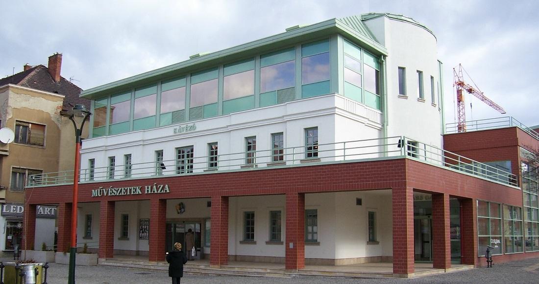 Miskolc, Művészetek Háza