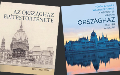 Az Országház kiadványai