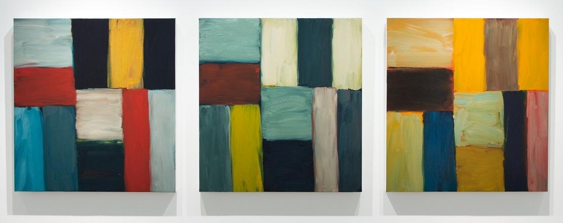 Sean Scully: Átutazó – Retrospektív kiállítás Élő, interaktív, online tárlatvezetés