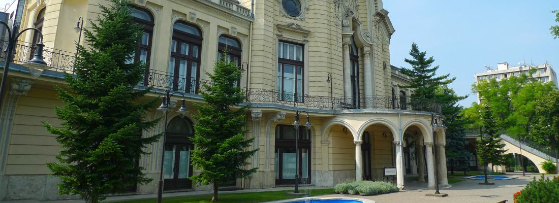Stefánia Palota - Honvéd Kulturális Központ