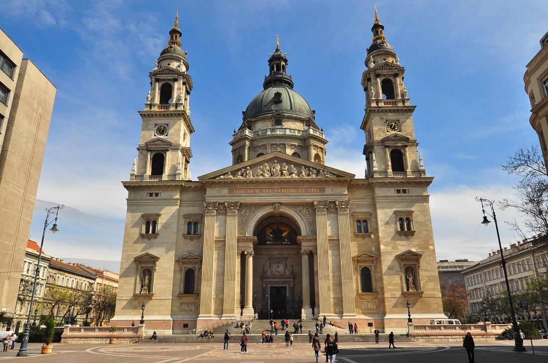 Budapest, Szent István Bazilika
