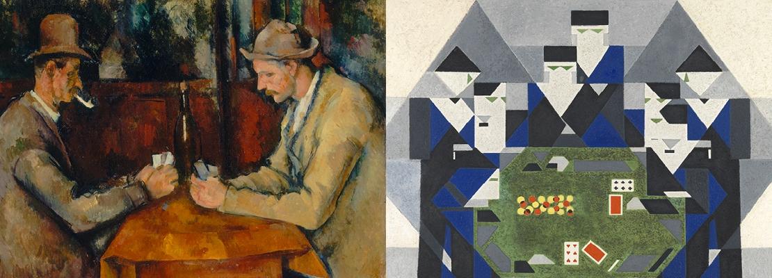 KIÁLLÍTÁS | Cezanne-tól Malevicsig. Árkádiától az absztrakcióig