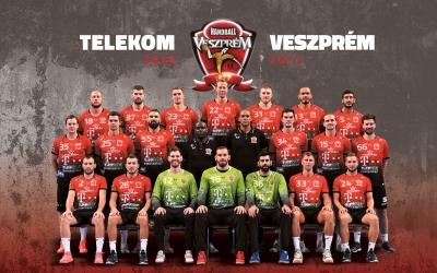 Telekom Veszprém mérkőzések