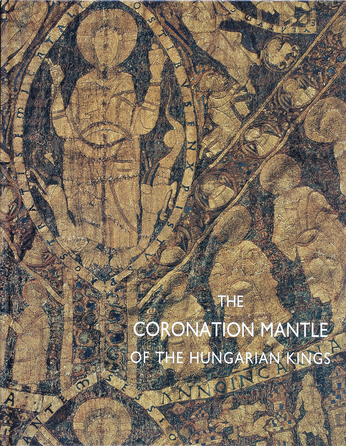 Book | The Coronation Mantle of the Hungarian Kings